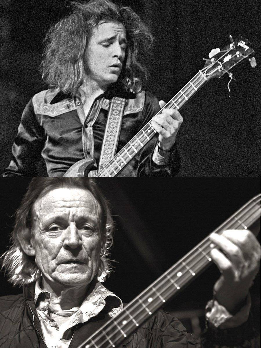 Happy Birthday to the late bass legend Jack Bruce! (May 14, 1943 October 25, 2014)