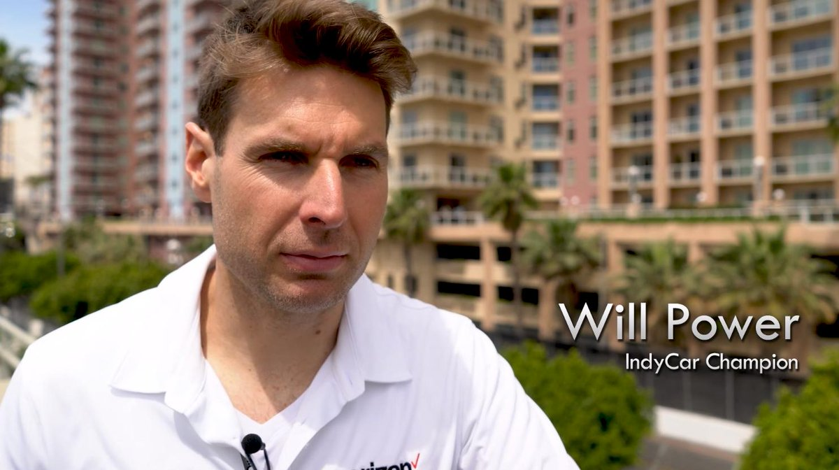 """When you're leading it's all about being neat and tidy, not being pressured into making a mistake"" @12WillPower on what it takes when you're leading a race. Learn more from top fellow @IndyCar drivers 👉 bit.ly/race-lead"