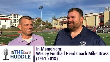 Today we remember our friend of the show Coach Mike Drass https://www.facebook.com/658995828/posts/10155623493315829?s=658995828&sfns=mo… #d3fb