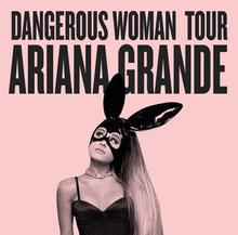 15 Dangerous Woman Tour shows = $13,066,250 15 Sweetener World Tour shows = $23,120,070