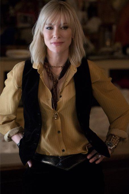 Wishing Cate Blanchett a very happy birthday!