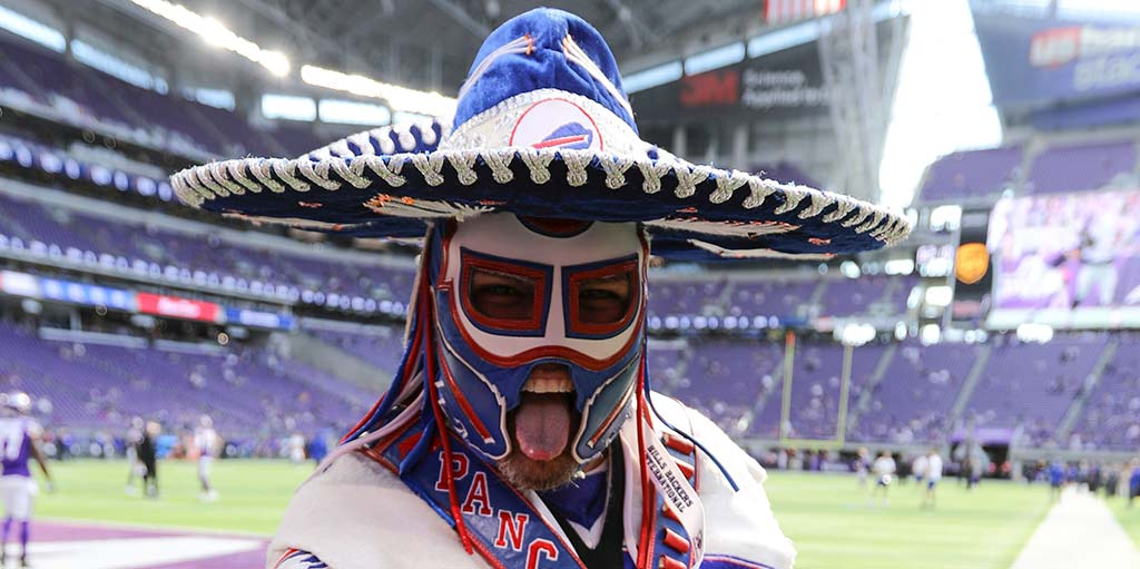 Around The NFL's photo on pancho billa