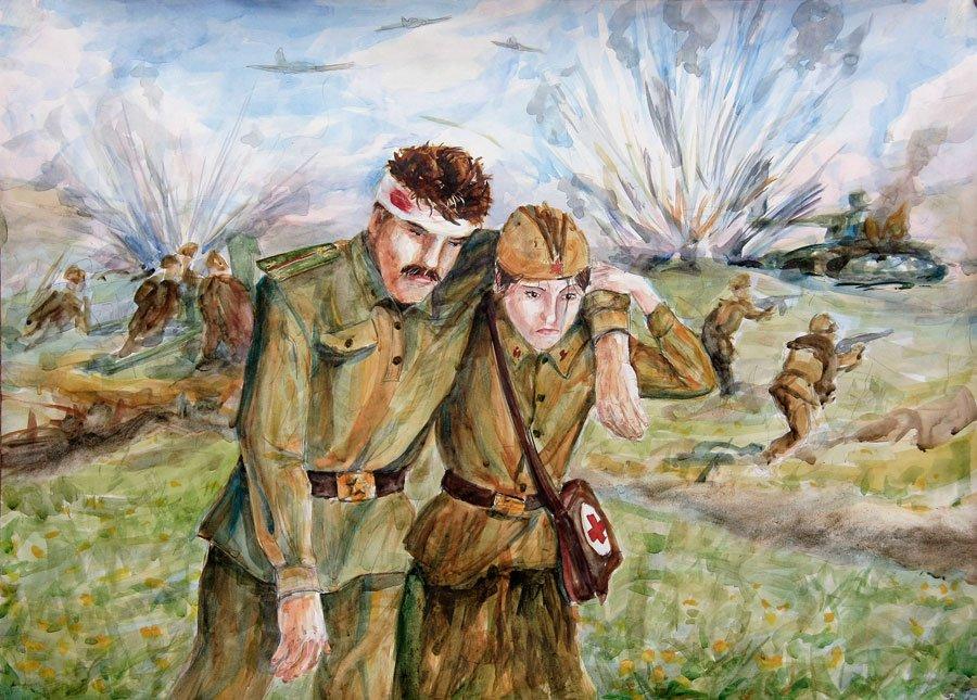 Открытки, герою солдату открытка
