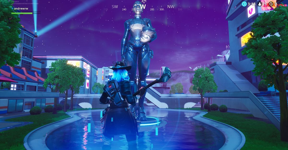 #Fortnite's island is a #virtualworld layered with history https://t.co/eueFV9AvYk https://t.co/re4ay9Rqgk