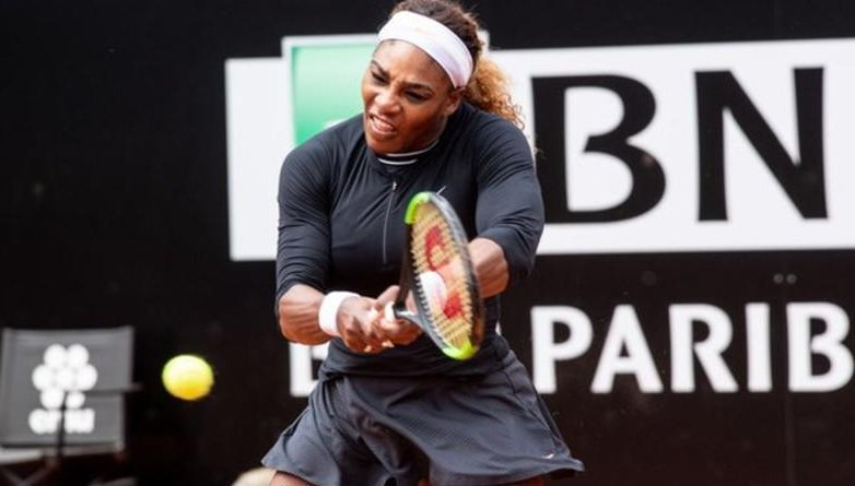 Serena Williams says she still intends to compete at the French Open despite withdrawing from the Italian Open because of injury. More: https://bbc.in/2JAM26h