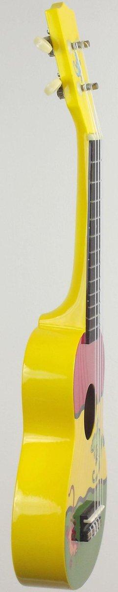 mainland gecko ABS plastic soprano Ukulele