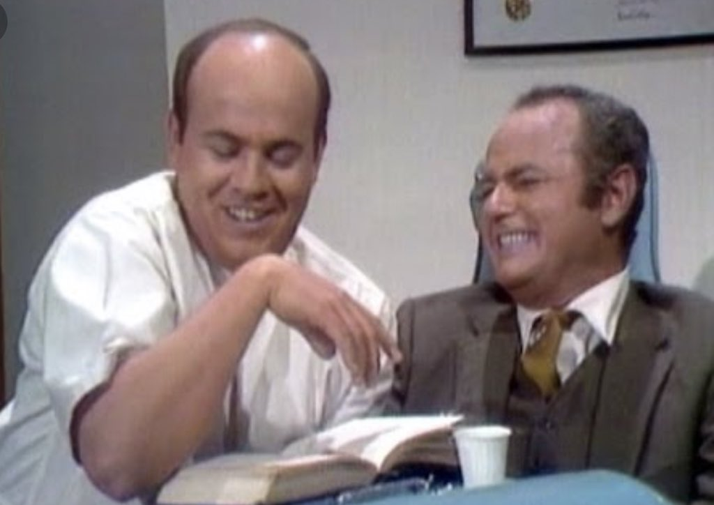 Al Roker's photo on #TimConway
