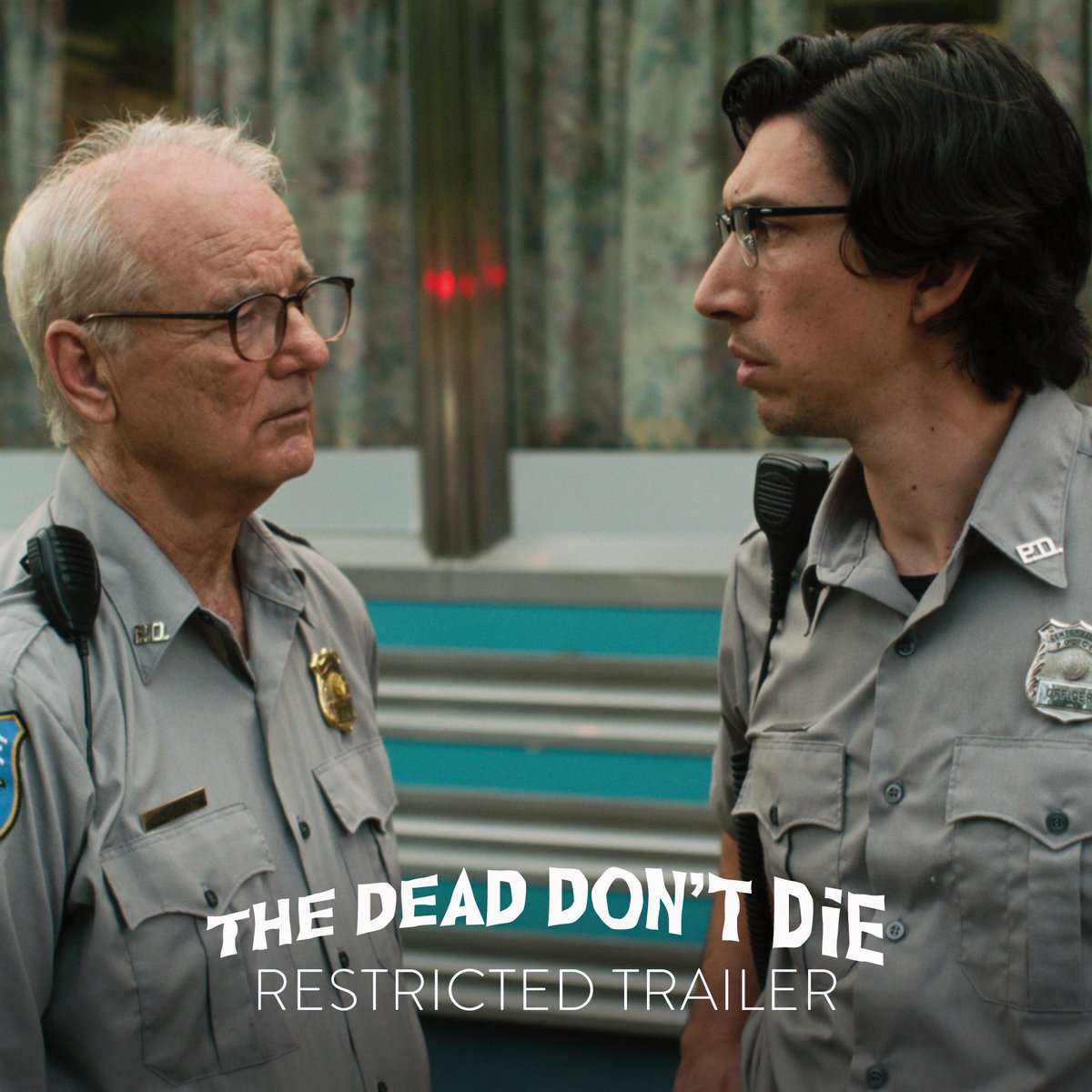 This summer, you gotta kill the head. 🧟♂️ Watch the restricted trailer for @JimJarmusch's #TheDeadDontDie starring Bill Murray and Adam Driver. In theaters June 14th.