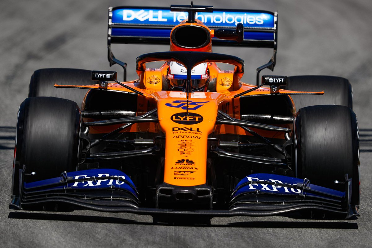 [INFO] 🇪🇸 Carlos Sainz afianza las novedades de McLaren en los test postcarrera de Barcelona 👉 https://www.carlossainz.es/carlos-sainz-test-postcarrera-espana-2019.html…     🇬🇧 Carlos Sainz works further on the McLaren developments at the Barcelona in-season testing 👉 https://www.carlossainz.es/en/carlos-sainz-post-race-spain-test-2019.html…      #carlo55ainz #F1Testing 🇪🇸 #F1