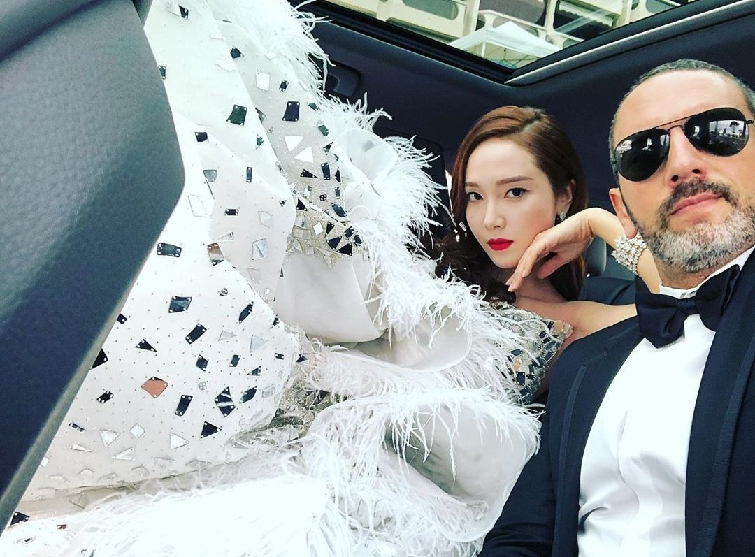 Jsy Fashion On Twitter 190515 Jessica Jung On Mohieb Dahabieh Ig Update Https T Co Gfrfxgbr9f 72nd Cannes Film Festival Opening Ceremony Https T Co Qmw4bykhro