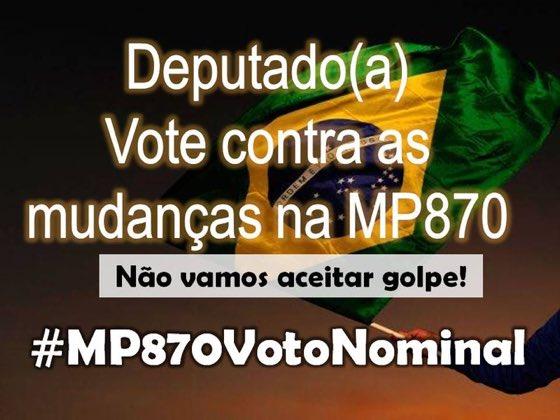 #MP870VotoNominal Photo