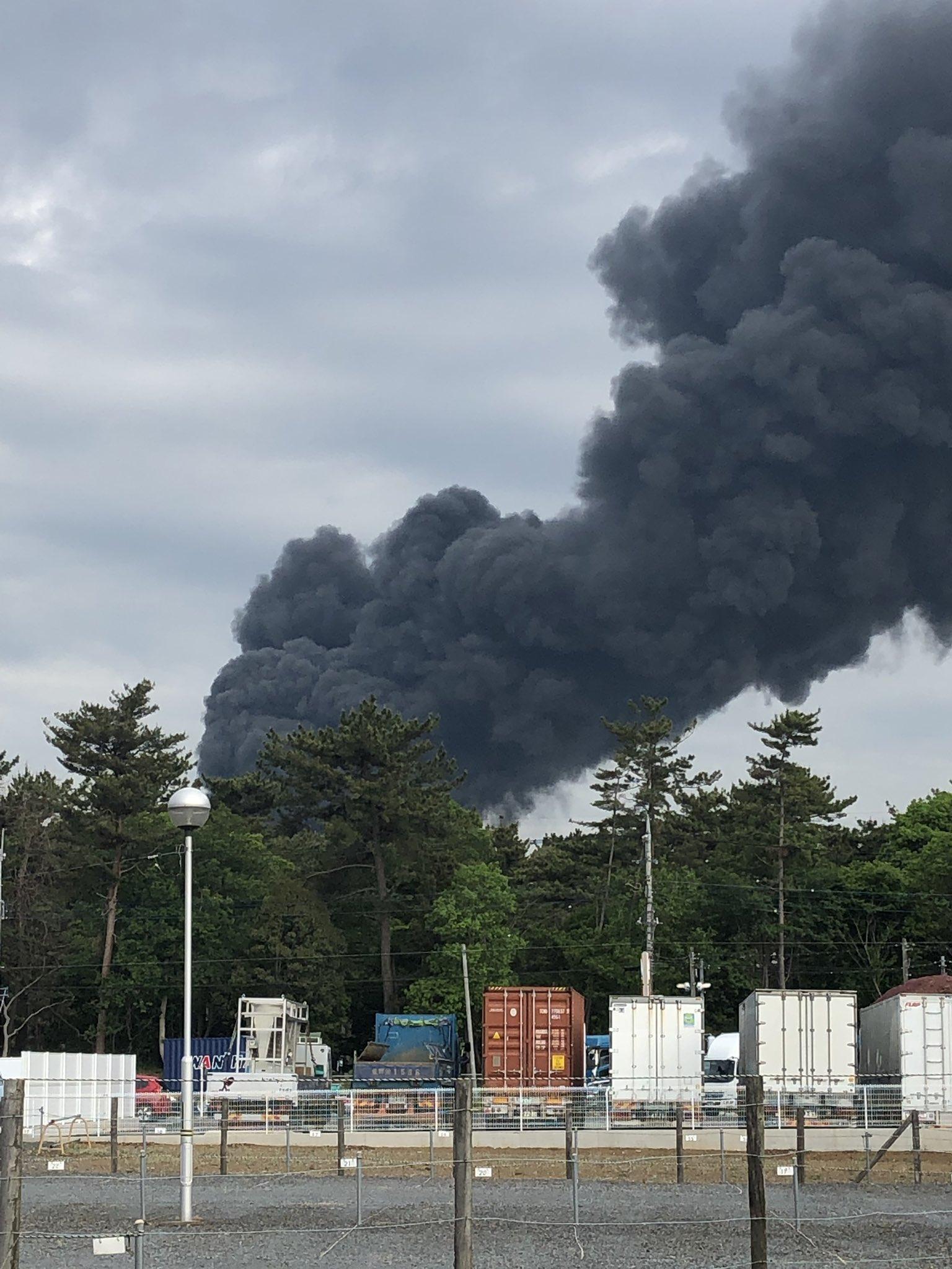 画像,常総市火事 https://t.co/L9DlB5dviD。