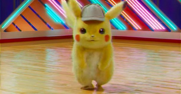 As if we werent excited enough about Detective Pikachu url.oak.is/2WvLWjW