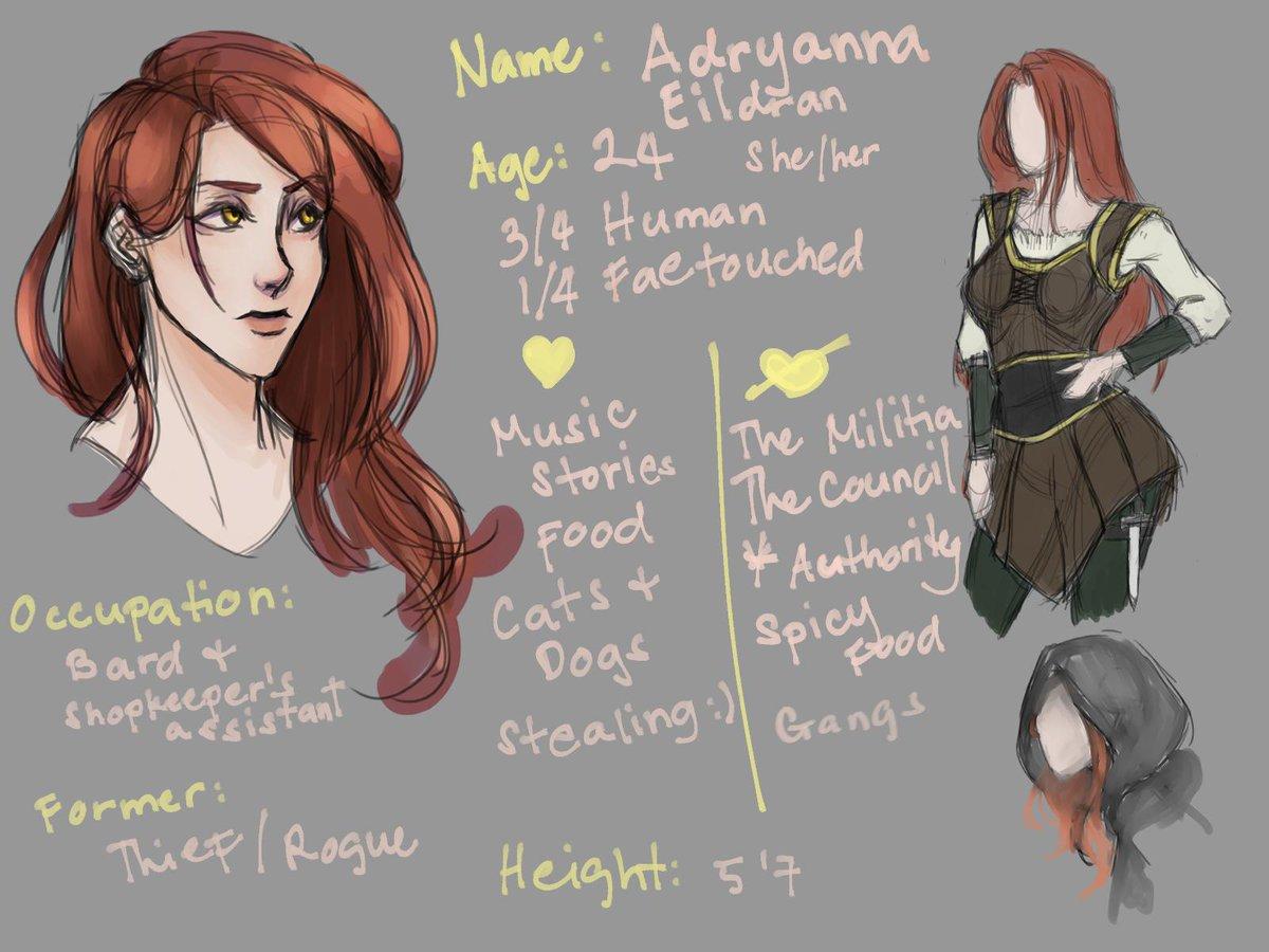 Adryanna Eildran Character Sheet D6jDaB3UcAAgdgN