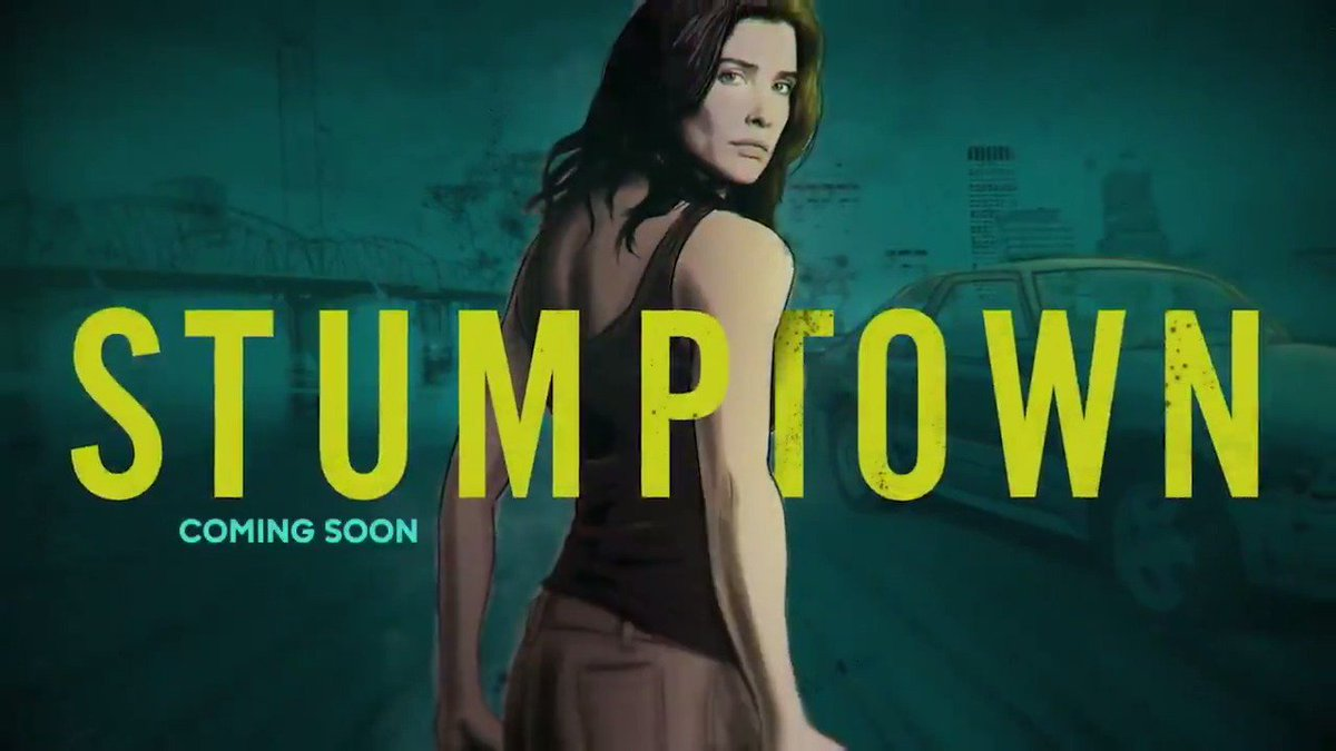 So excited to announce that #Stumptown is coming to ABC this fall!