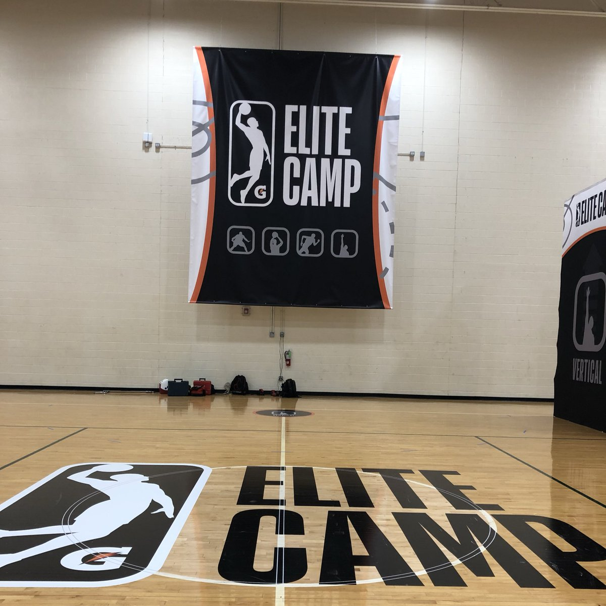 That's a wrap on Day 3!!! #EliteCamp