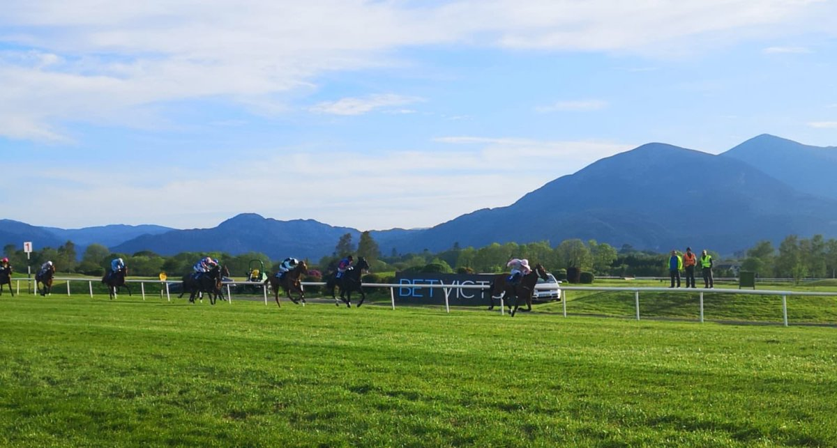 test Twitter Media - @KillarneyRaces looking amazing on the last day of the May Festival - we'll miss that view! https://t.co/p9GPb0nDXN