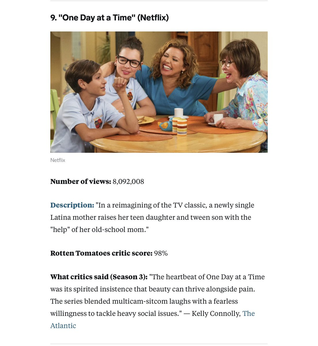 @MikeRoyce @everythingloria #OneDayAtATime 30 most popular shows on Netflix and other streaming services in 2019 - Business Insider  https://www. businessinsider.com/most-popular-s hows-from-netflix-hulu-original-tv-shows-umbrella-academy-2019-5 &nbsp; …  via @businessinsider<br>http://pic.twitter.com/plhrUJJDJ9