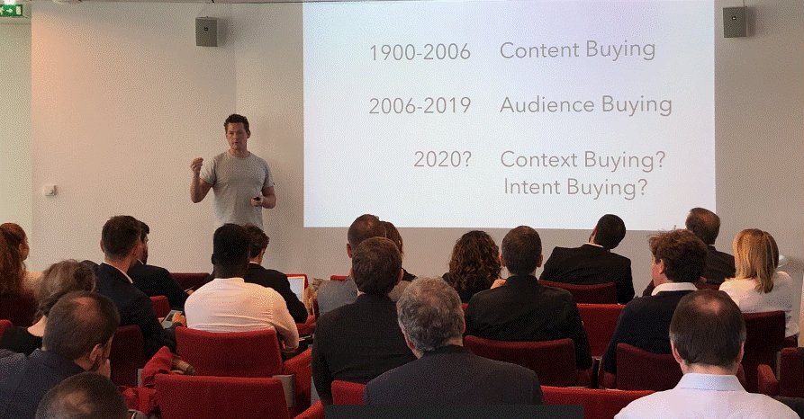 test Twitter Media - Tom Goodwin, EVP Innovation, Publicis Media @tomfgoodwin on Creating a Culture of Change at Innovation Day, Paris @MSFTAdvertising @performics https://t.co/YMxa0EshWT