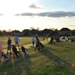 Image for the Tweet beginning: First night of PGA Junior
