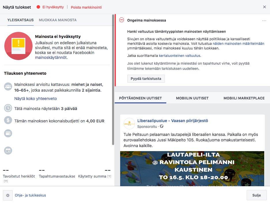 Twitter-kuva käyttäjältä Jussi Mäkipelto - 105