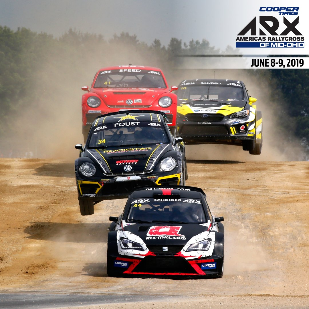 We've got an operations team that I'd put them up against anybody, and we'll be in good shape. - Craig Rust, President of Mid-Ohio Sports Car Course. Read about #ArxofMO preparations at bit.ly/2tyDa7K