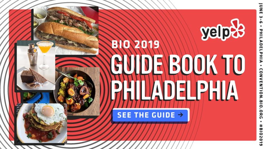 Looking for the best local places to eat, drink & explore during #BIO2019? Check out our Local Guide to Philadelphia! http://bit.ly/2W4gDQa