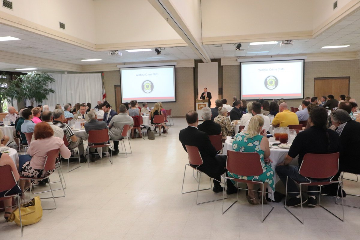Special thanks to @chieframsay for speaking at today's Monthly Luncheon!