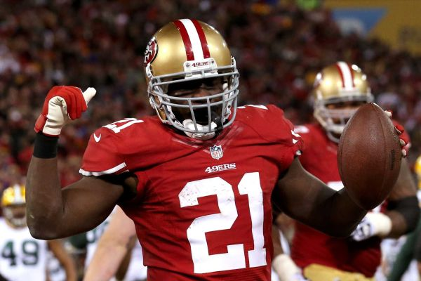Happy 36th birthday to future Hall of Famer Frank Gore!