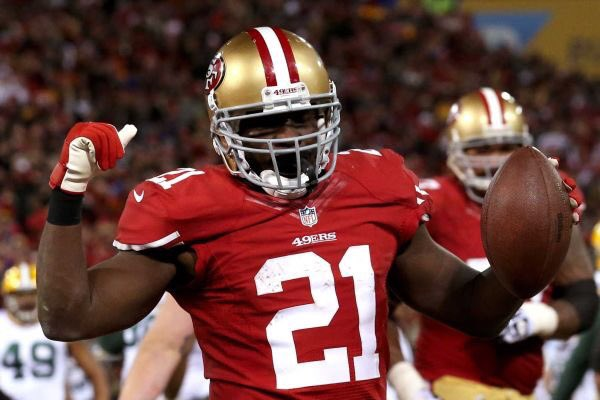 Happy Birthday to One of My All Time Favorite 49ers! Frank Gore!