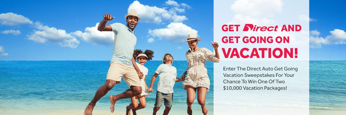 Where do you want to go? Enter now through 6/28 for a chance to win one of two $10,000 vacation trips in @DirectAutoIns Get Going Vacation Sweepstakes! #sweepstakes  https://www.directgeneral.com/vacationsweepstakes…