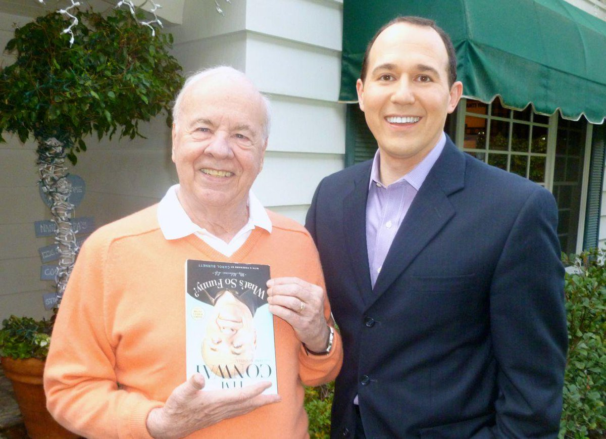 Raymond Arroyo's photo on Mr. Conway