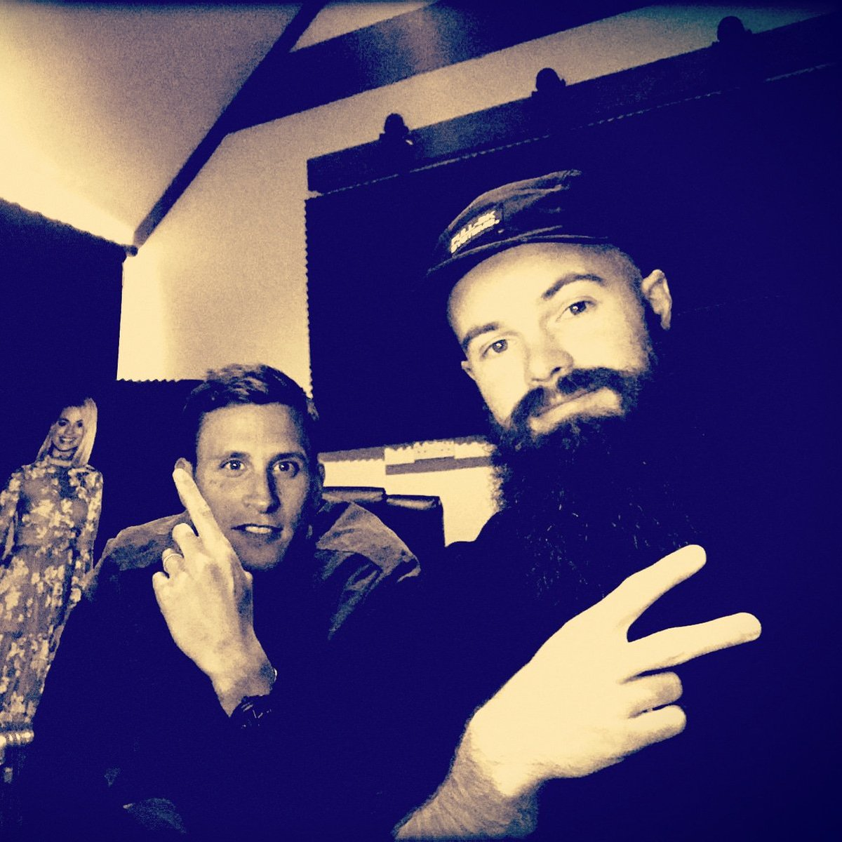 RT @Elibrownbeats Back IN thE studIO wIth @djwillclarke 🚀🚀🚀