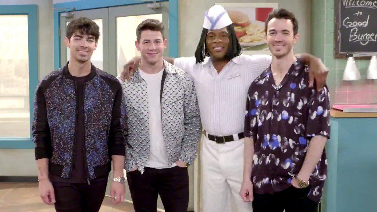 Jonas Brothers's photo on #AllThat