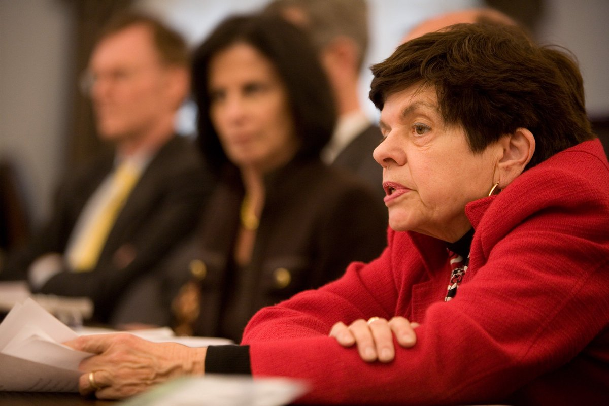 Brookings's photo on Alice Rivlin