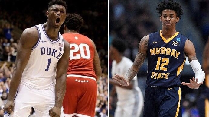 Could Ja Morant be a better rookie than Zion Williamson?