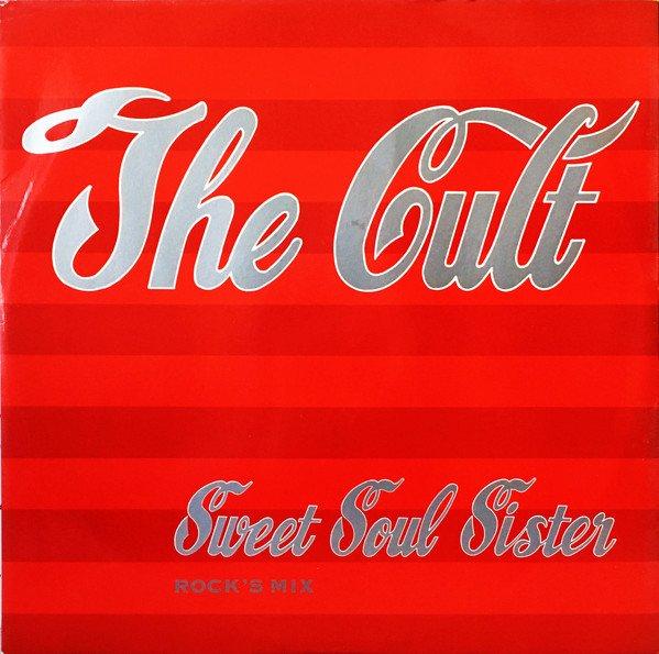 THE CULT - SWEET SOUL SISTER  Happy birthday Ian Astbury