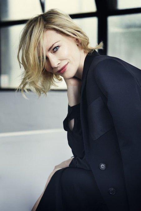 Happy birthday, Cate Blanchett!