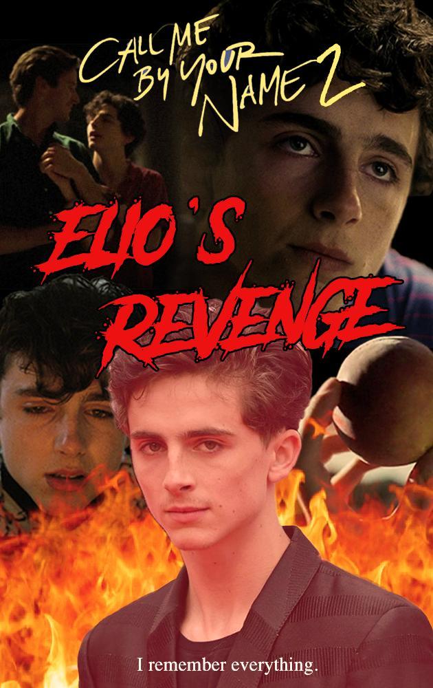 """Elio Elio Elio,"" Elio said, ""I know what you did last summer"" #cmbyn"