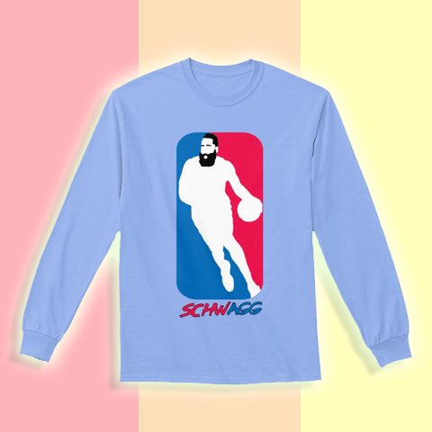 GIVEAWAYWe are giving away a: HARDEN NBA LOGO shirtTo enter to win all you have to do-Retweet-Like-Comment what size you want-Be followingWinner will be chosen Saturday (5-18-19)Whole store is 15% off. Use code: STAYSAUCY(https://teespring.com/stores/persuasion-originals …)