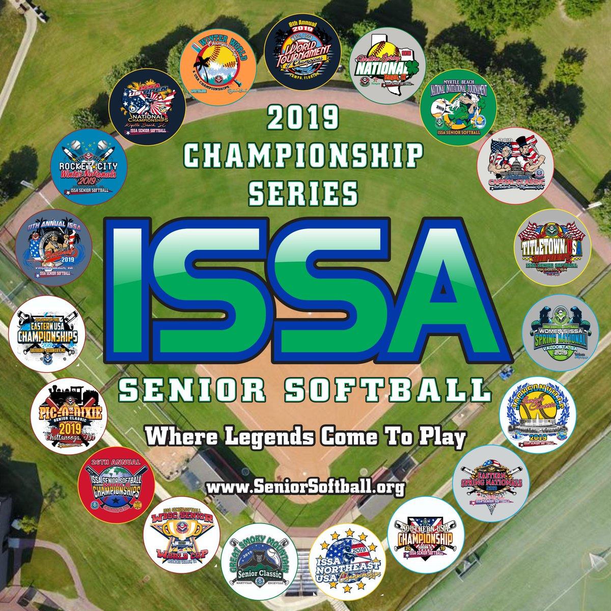 ISSA Senior Softball (@seniorsoftball4)   Twitter