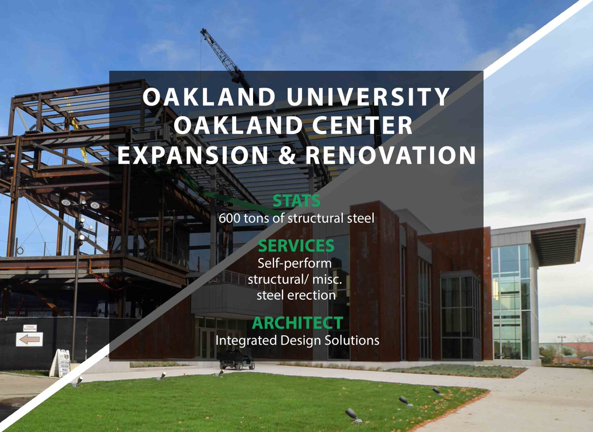 test Twitter Media - The heart of the Oakland University campus, the Oakland Center. #TransformationTuesday https://t.co/iX6A4aLoTl