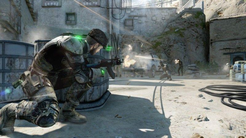 Game Informer's photo on Splinter Cell