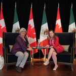 Image for the Tweet beginning: Mexico and Canada are important