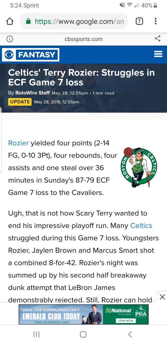 2Libras's photo on Terry Rozier