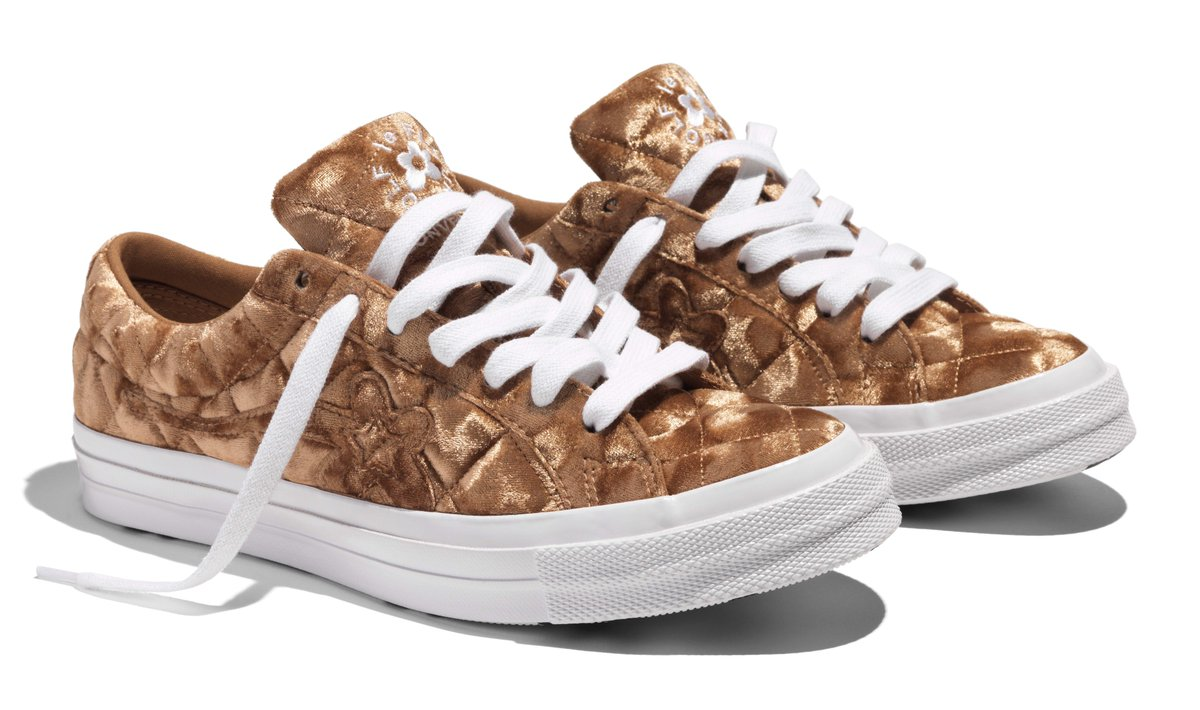 df3b6d7c9bb0 ... to drop three new quilted velvet-equipped Cons in the