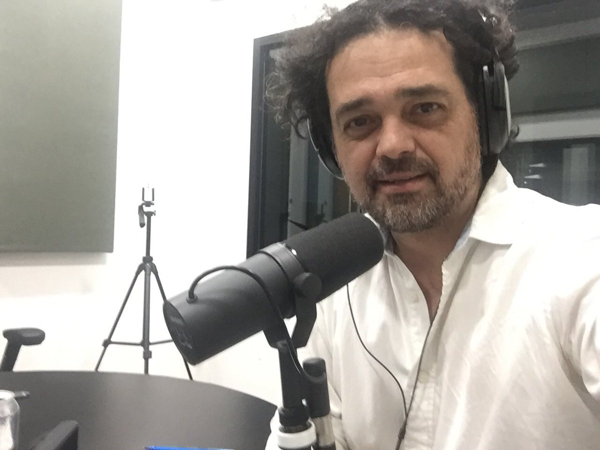 ¡Graderos, sintonicen ahora mismo, #GradaNorte por #RadioFórmula con @jlsibaja!  Invitada @RebeccaVzla, medallista paralímpica91.5 #Hermosillo | 89.1 #Nogales