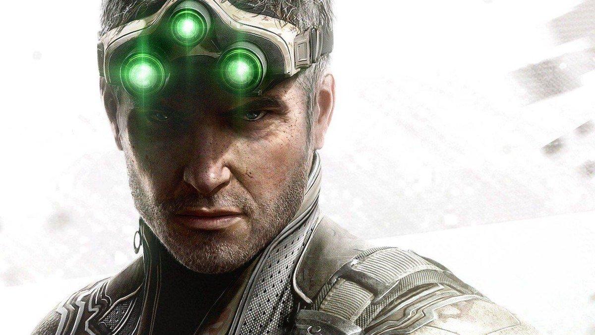 IGN's photo on Splinter Cell