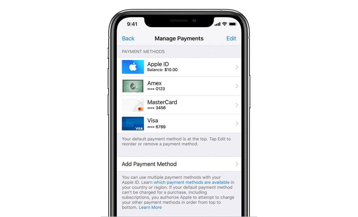 You can now use Apple Pay for iTunes, App Store, Apple Music, and more