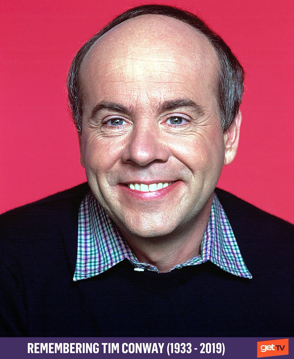 getTV's photo on #TimConway